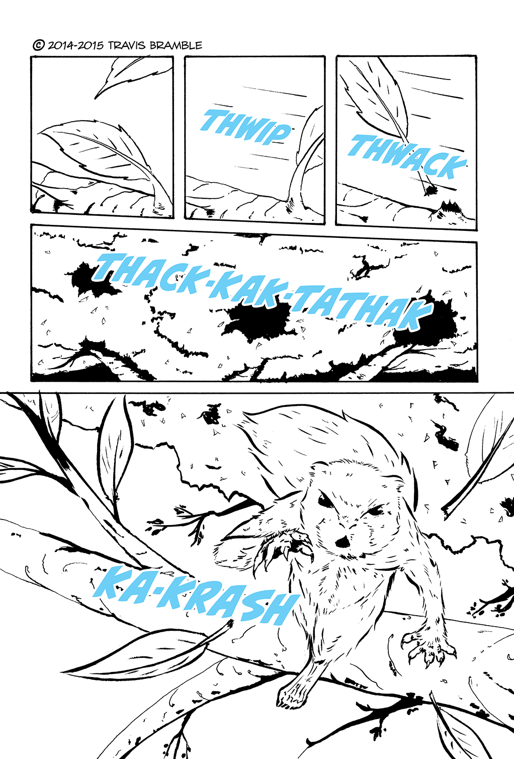 Ayleen #0 page 11